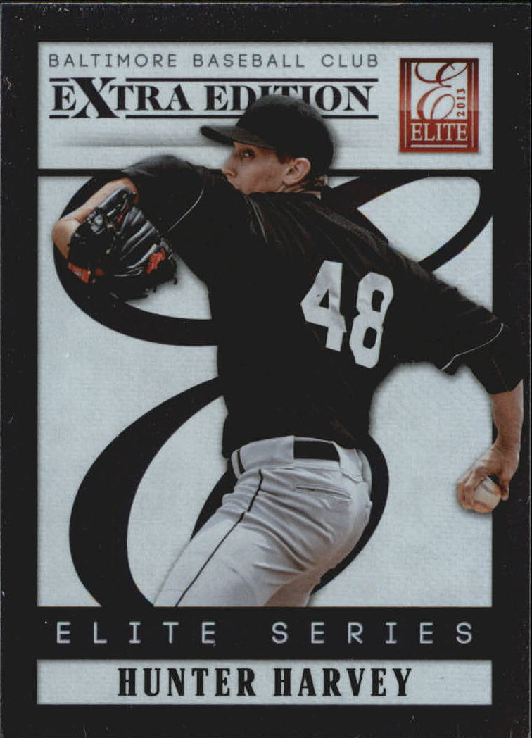 2013 Elite Extra Edition Elite Series #19 Hunter Harvey