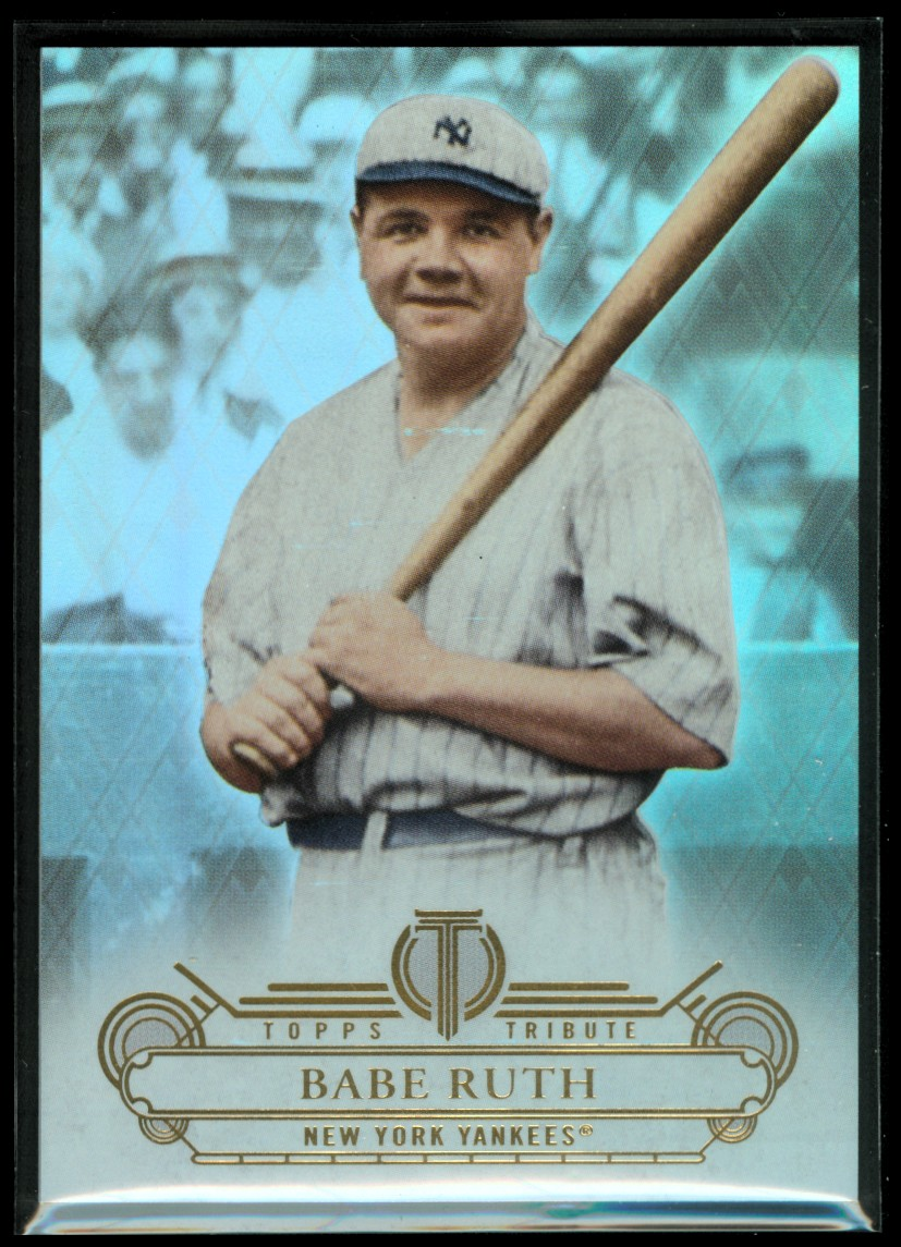 2014 Topps Tribute #12 Babe Ruth
