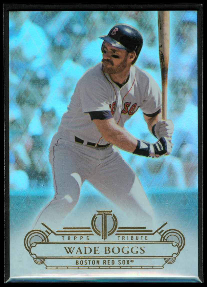 2014 Topps Tribute #13 Wade Boggs