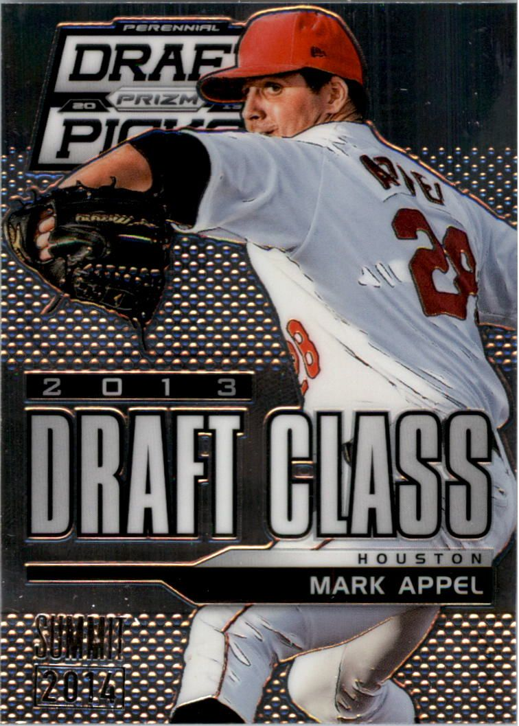 2013 Panini Prizm Perennial Draft Picks Industry Summit #101 Mark Appel