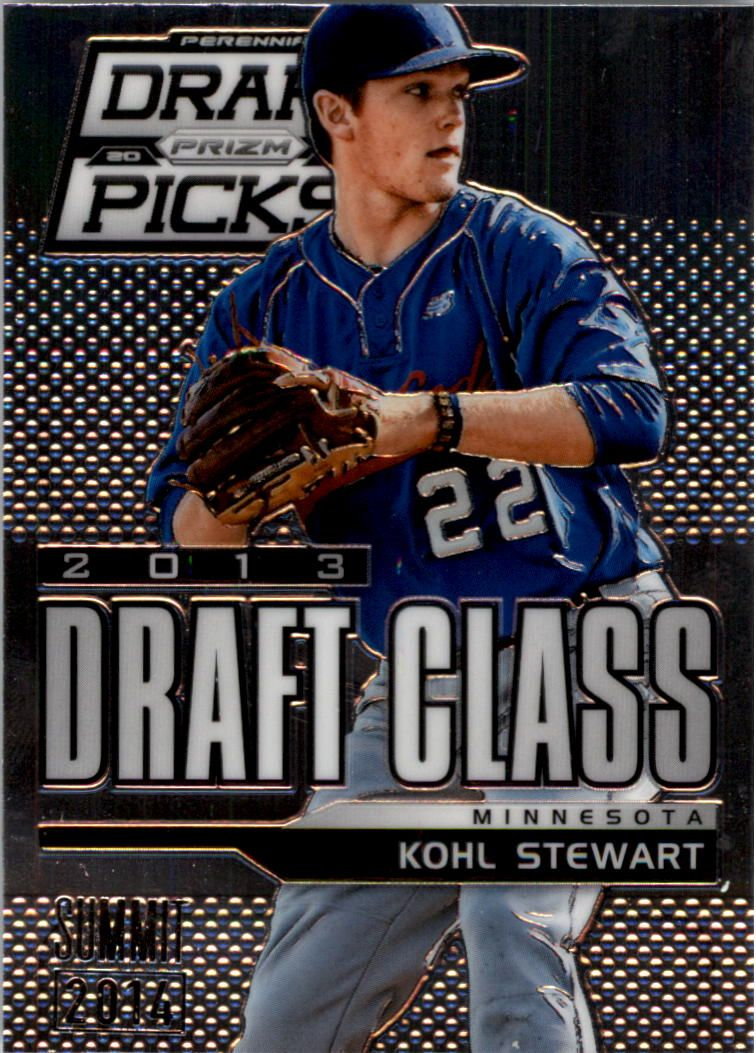2013 Panini Prizm Perennial Draft Picks Industry Summit #104 Kohl Stewart