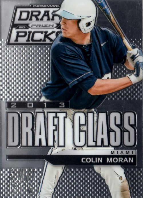 2013 Panini Prizm Perennial Draft Picks Industry Summit #106 Colin Moran
