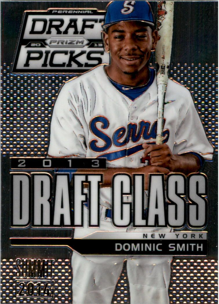 2013 Panini Prizm Perennial Draft Picks Industry Summit #111 Dominic Smith