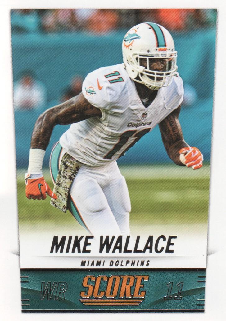 2014 Score #115 Mike Wallace