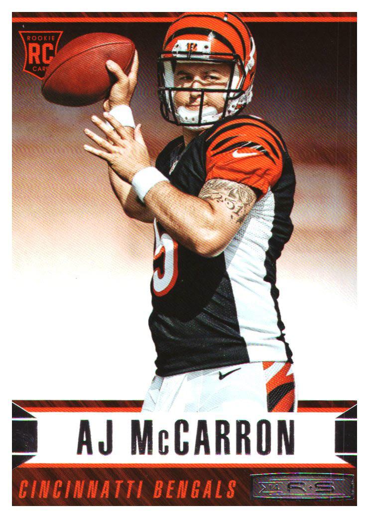 2014 Rookies and Stars #101A A.J. McCarron RC
