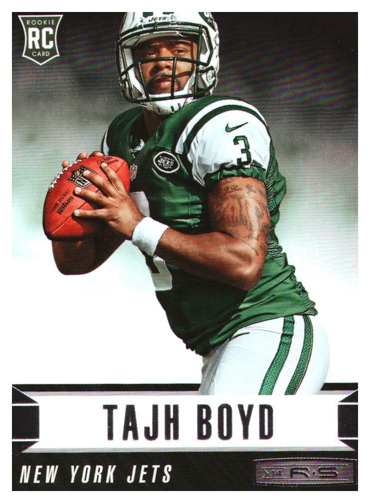 2014 Rookies and Stars #186 Tajh Boyd RC
