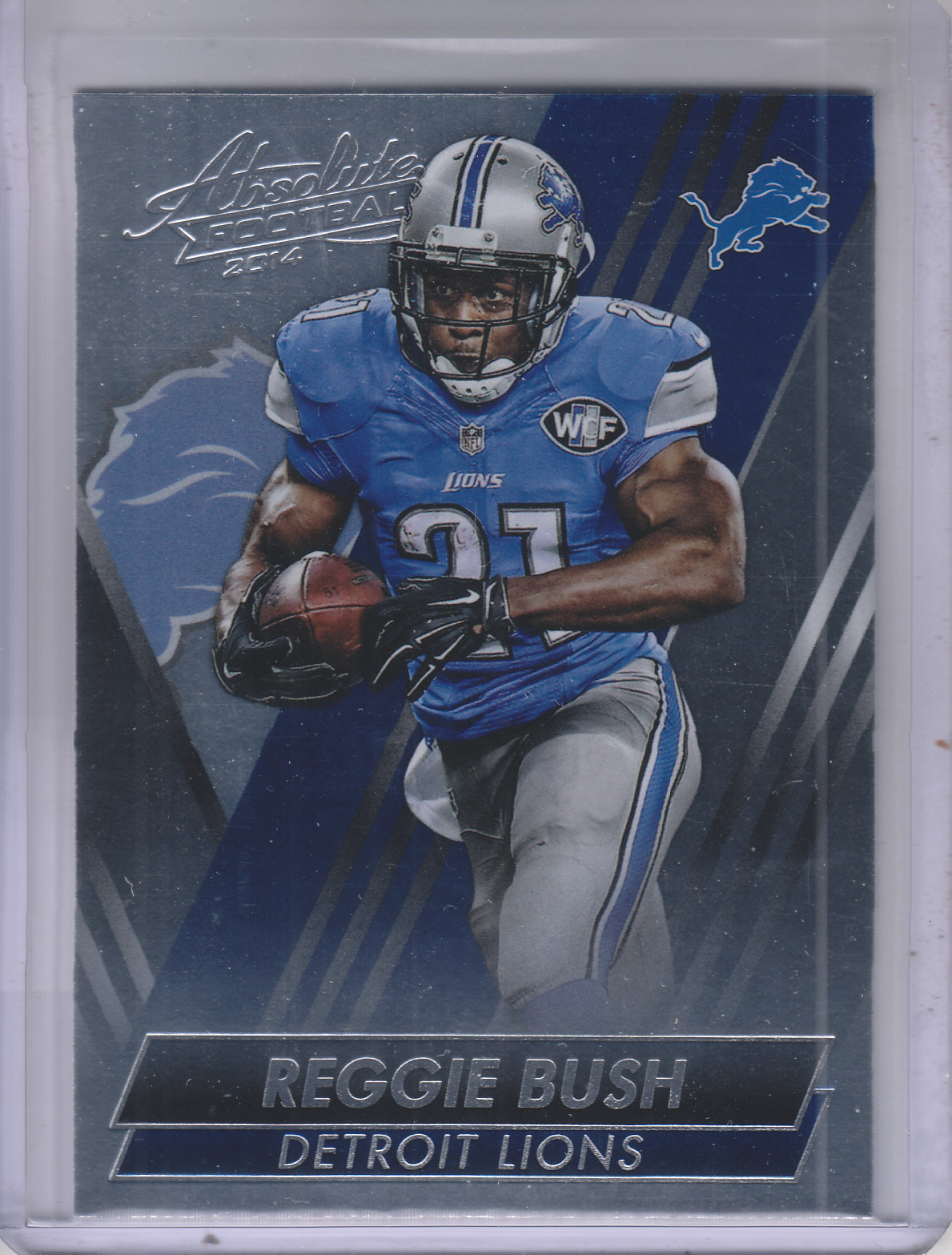2014 Absolute #2 Reggie Bush