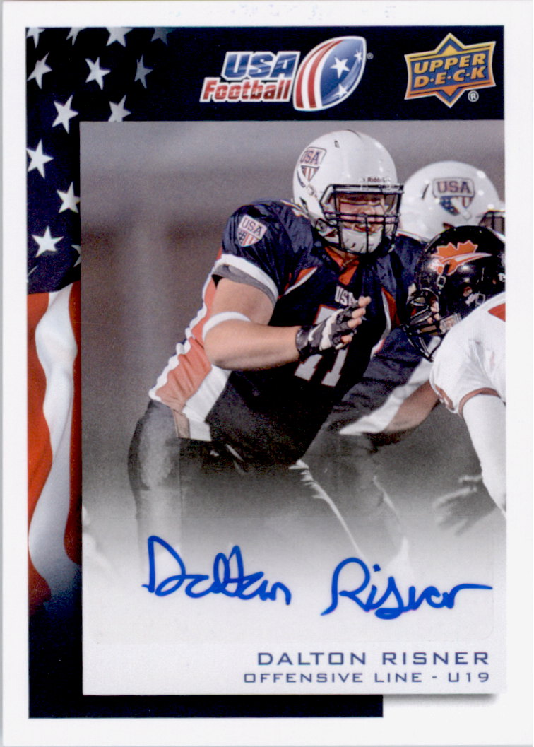 Buy Dalton Risner Cards Online | Dalton Risner Football