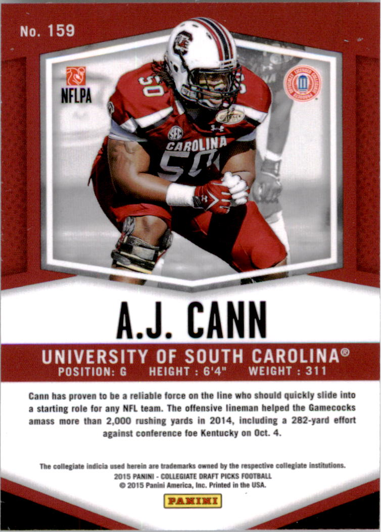 2015-Prizm-Draft-Picks-Football-Rookie-Cards-101-250-You-Choose-Fill-Your-Set thumbnail 14