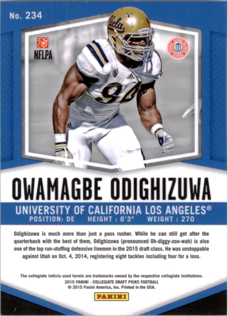 2015-Prizm-Draft-Picks-Football-Rookie-Cards-101-250-You-Choose-Fill-Your-Set thumbnail 48