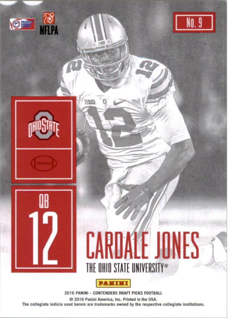 2016-Panini-Contenders-Draft-Picks-Game-Day-Ticket-You-Choose-WE-COMBINE-S-H thumbnail 19