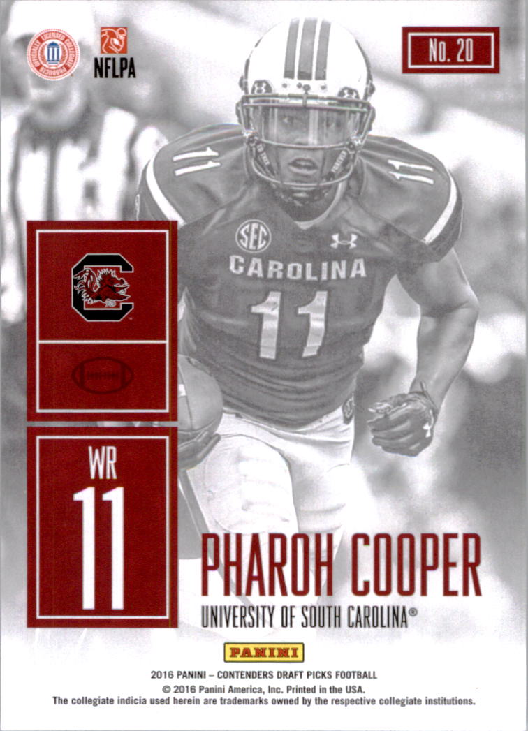 2016-Panini-Contenders-Draft-Picks-Game-Day-Ticket-You-Choose-WE-COMBINE-S-H thumbnail 41