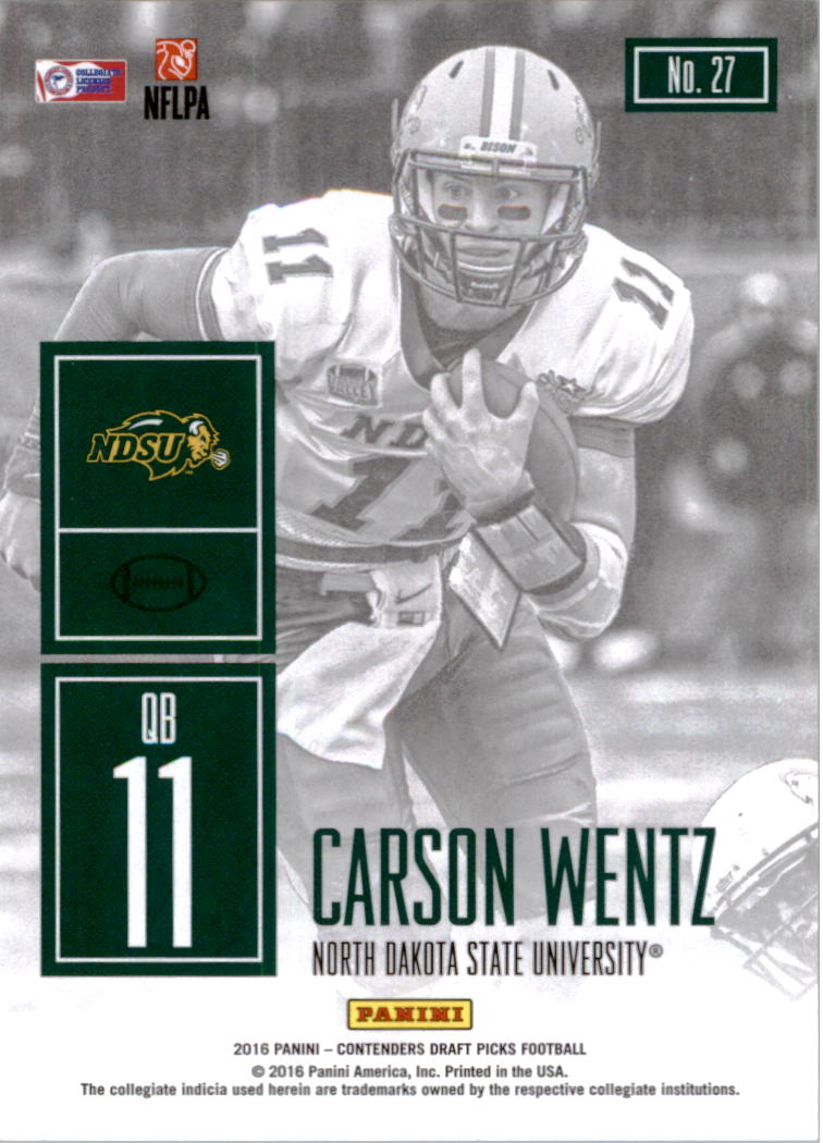 2016-Panini-Contenders-Draft-Picks-Game-Day-Ticket-You-Choose-WE-COMBINE-S-H thumbnail 55