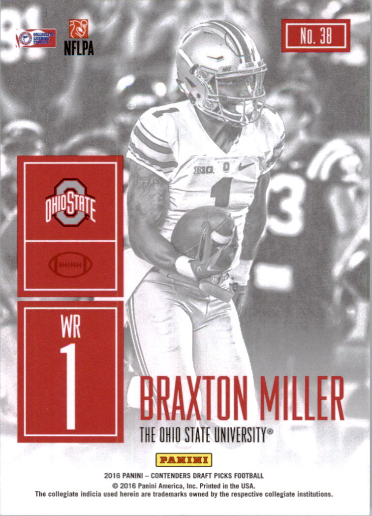 2016-Panini-Contenders-Draft-Picks-Game-Day-Ticket-You-Choose-WE-COMBINE-S-H thumbnail 77