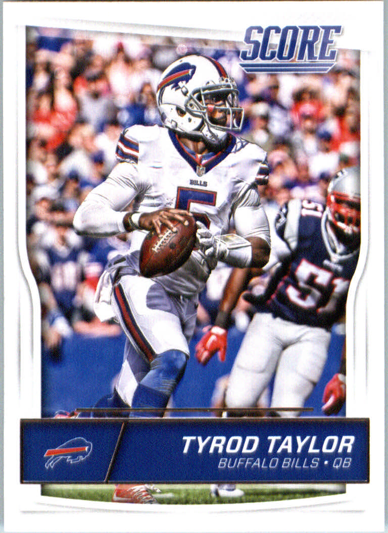 2016 Score #32 Tyrod Taylor