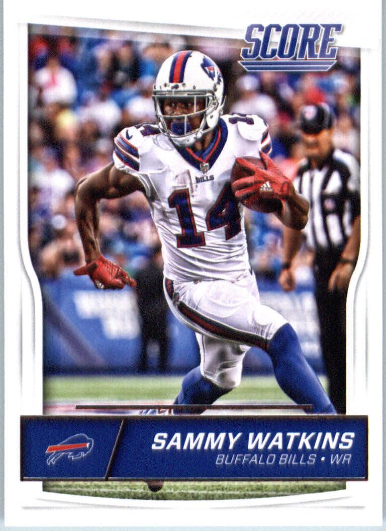 2016 Score #36 Sammy Watkins