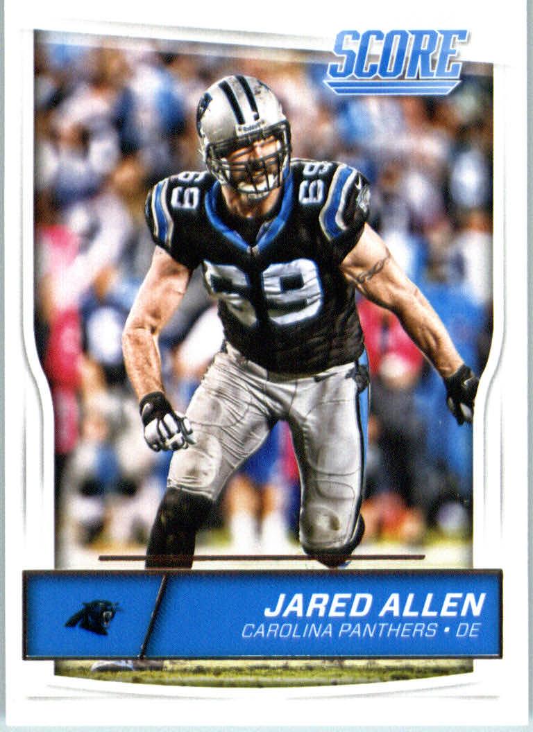 2016 Score #52 Jared Allen