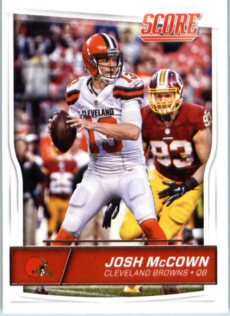 2016 Score #76 Josh McCown