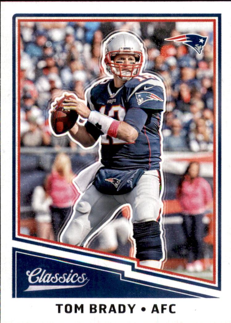 2017 Classics #3A Tom Brady