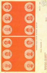 1905 Dominoe Postcards #8 Somerville High School
