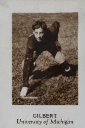 1928 Star Player Candy #15 Louis Gilbert