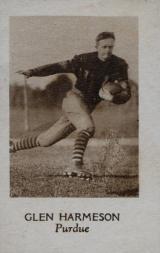 1928 Star Player Candy #17 Glen Harmeson