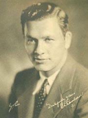 1932 Packers Walker's Cleaners #1 Curly Lambeau