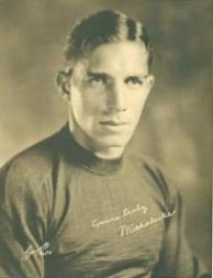 1932 Packers Walker's Cleaners #8 Mike Michalske