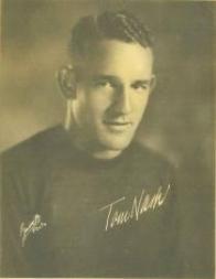 1932 Packers Walker's Cleaners #24 Tom Nash