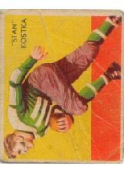 1935 National Chicle #35 Luke Johnsos RC