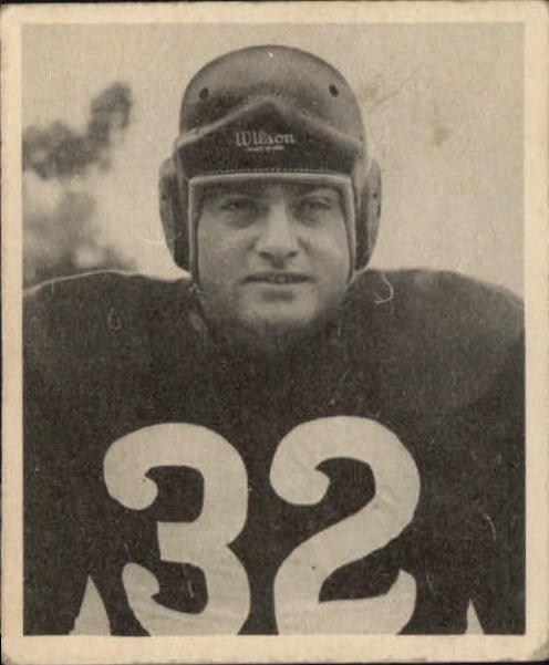 1948 Bowman #31 Salvatore Rosato RC