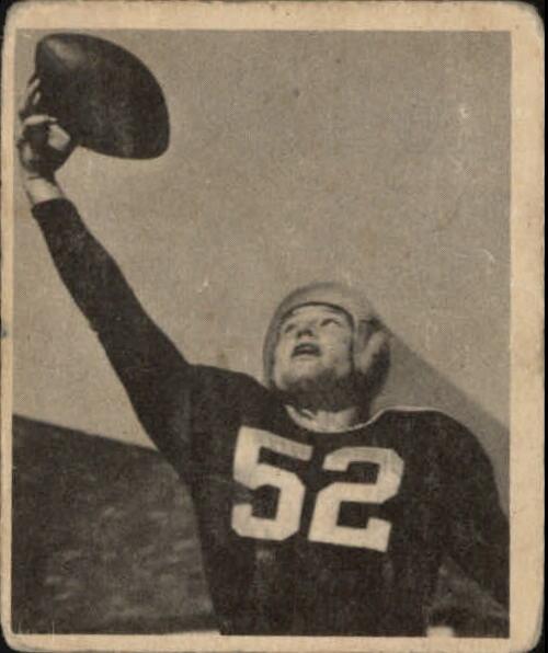 1948 Bowman #41 Bob Skoglund RC