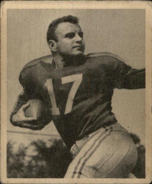 1948 Bowman #53 Frank Maznicki RC