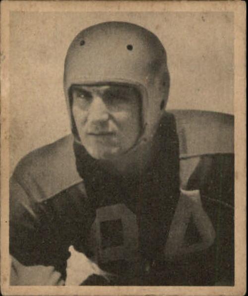 1948 Bowman #59 Mervin Pregulman RC