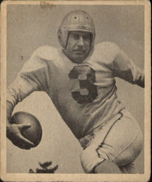 1948 Bowman #75 Dante Mangani SP RC