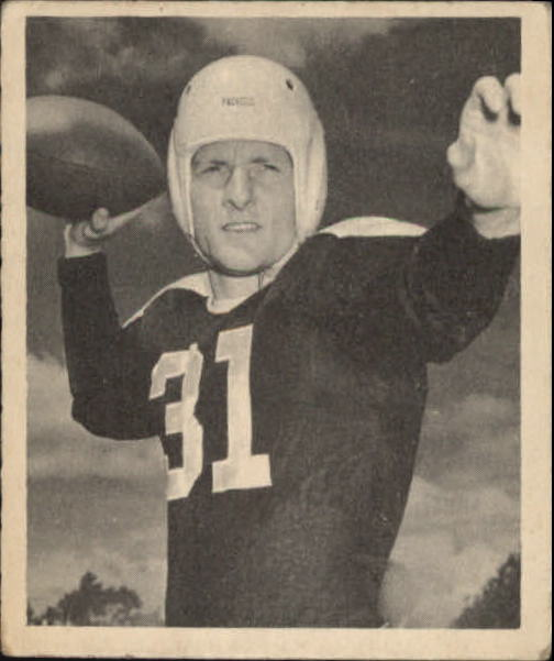 1948 Bowman #83 Perry Moss RC