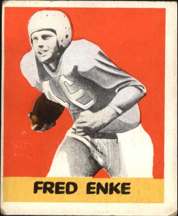 1948 Leaf #82 Fred Enke RC