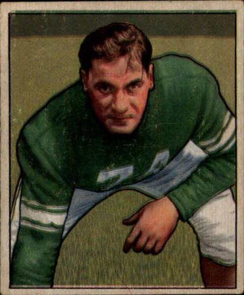 1950 Bowman #4 Jonathan Jenkins RC