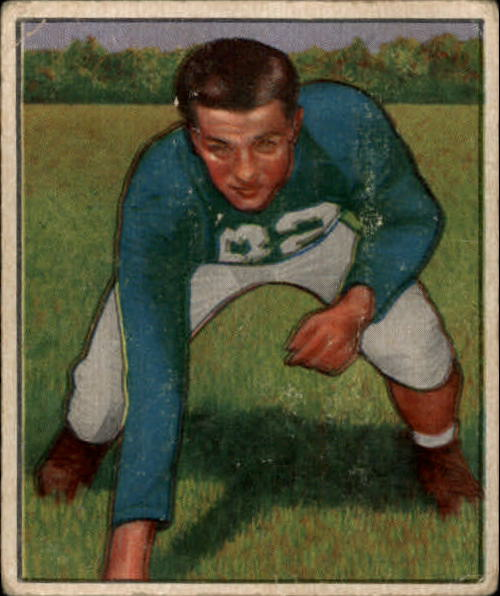 1950 Bowman #38 Leon Hart