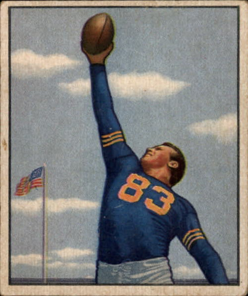 1950 Bowman #63 Bill Wightkin RC