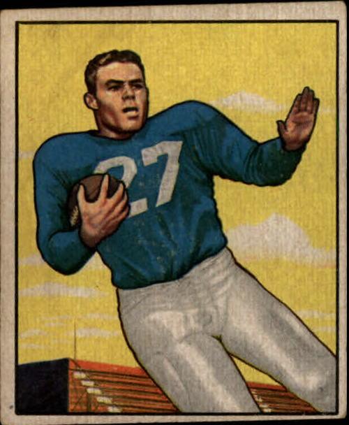 1950 Bowman #73 Don Doll RC RC