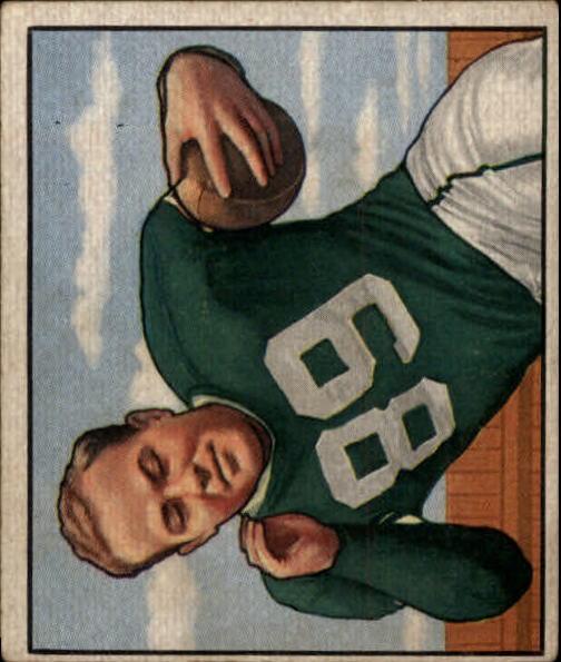 1950 Bowman #77 Bob Kelly RC