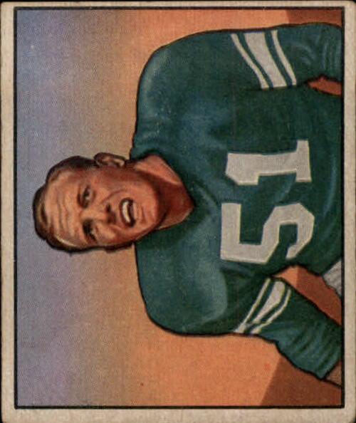 1950 Bowman #110 Joe Watson RC