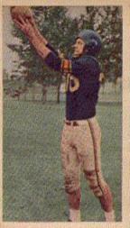 1954 Blue Ribbon Tea #7 Bud Grant