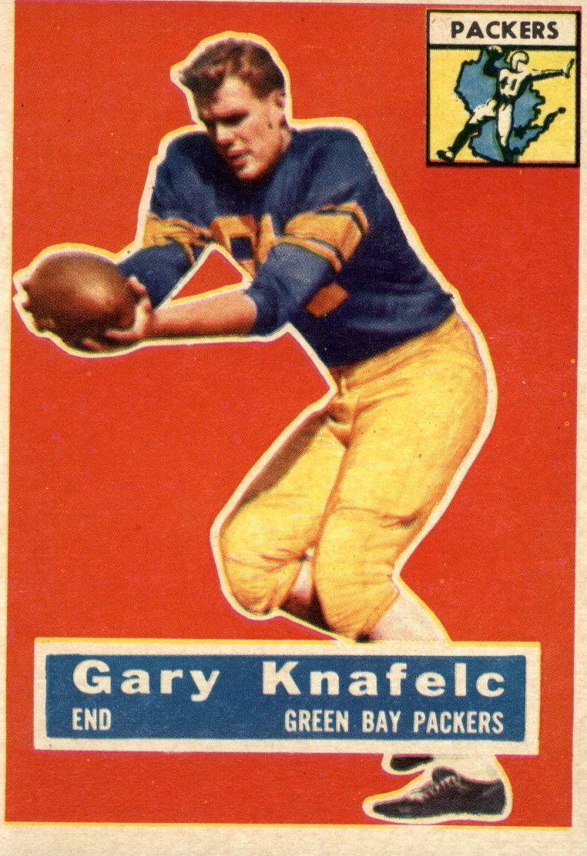 1956 Topps #43 Gary Knafelc RC