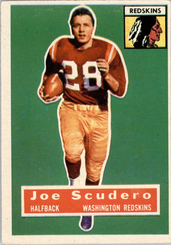 1956 Topps #85 Joe Scudero SP RC