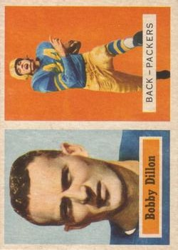 1957 Topps #9 Bobby Dillon