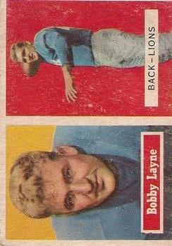 1957 Topps #32 Bobby Layne