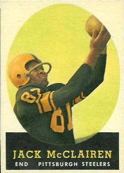 1958 Topps #51 Jack McClairen RC