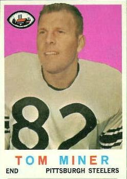 1959 Topps #52 Tom Miner RC